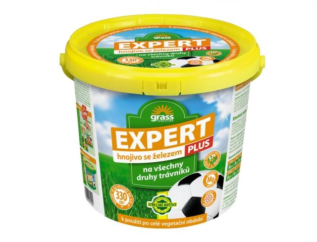 Expert plus tráv. hnojivo so železom 10 kg FORESTINA