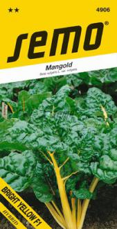 Mangold Bright Yellow F1  SEMO