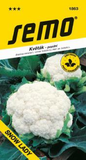 Karfiol Snow lady  SEMO