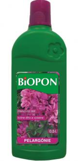 BIOPON na pelargónie 500ml