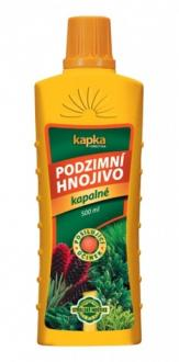 Kapka - jeseň 500 ml  FORESTINA