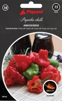 Paprika Jamaican rosso PIQUANT - chilli
